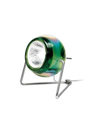 Table lamp Fabbian BELUGA D57B0343 Green