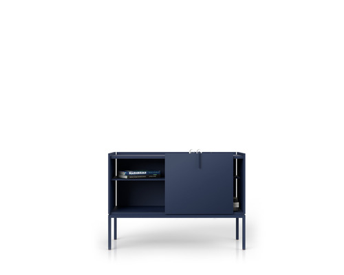 Petit chest of drawers - navy blue