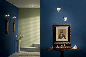 Ceiling lamp Fabbian Tripla F41 3W 3000K - Chrome - F41E01 11 small 1