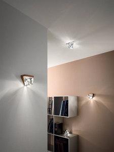 Ceiling lamp Fabbian Tripla F41 3W 3000K - Chrome - F41E01 11 small 2