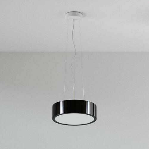 ABA 350 hanging LED 23W / 2231lm / 3000K, 230V, deep black (gloss) RAL 9005
