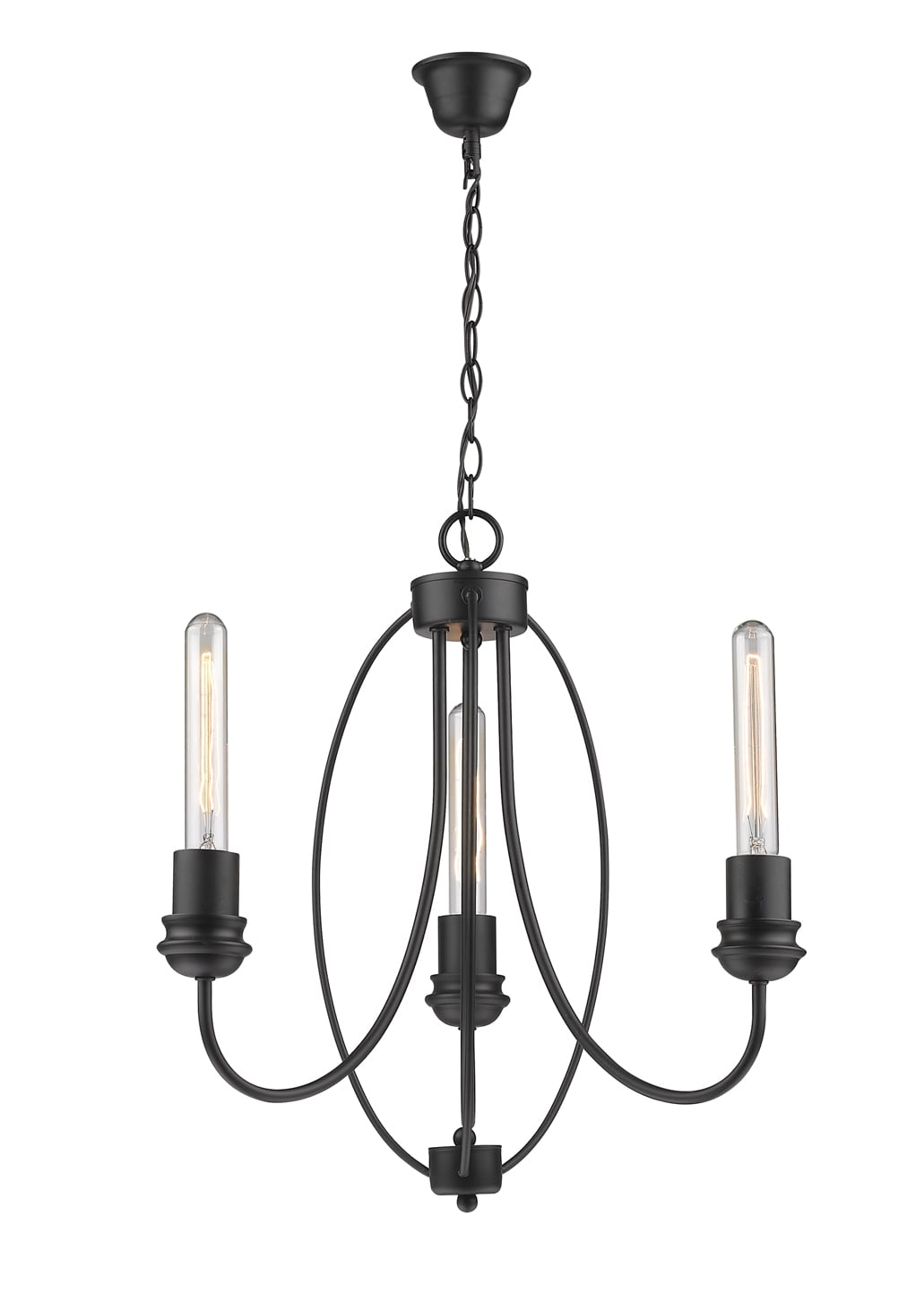 The three-point Canaria 3 wire pendant lamp