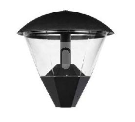 Garden lantern (505mm) - LUNA STREET 21 (7W LED IP65 4000k)