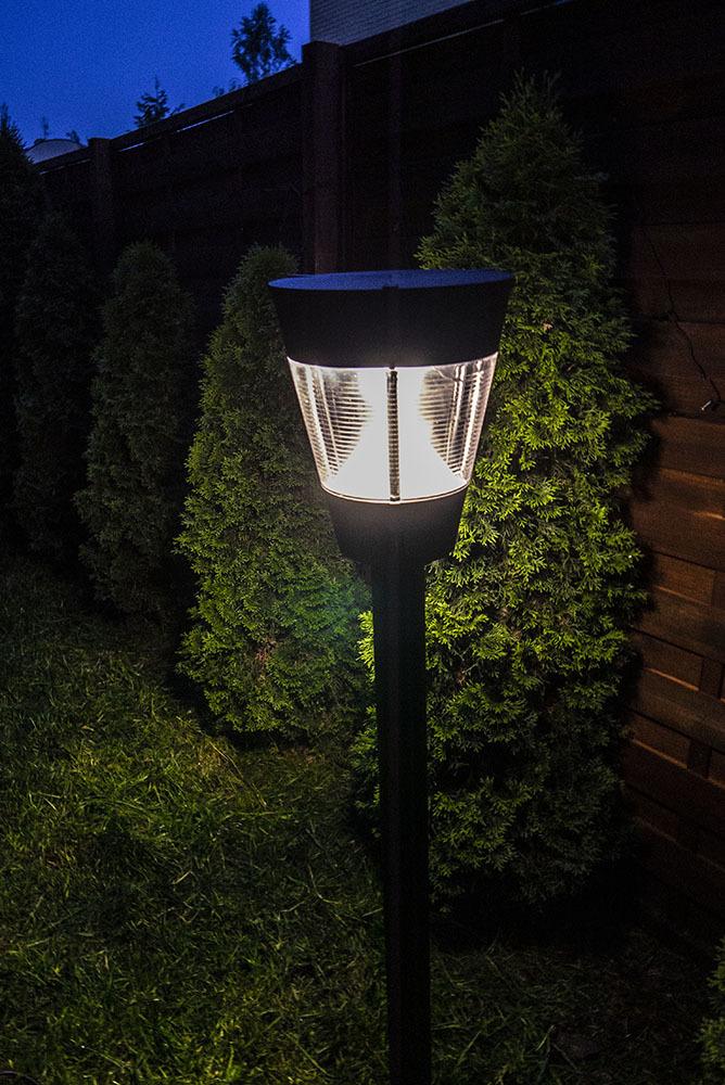 Garden lantern (290mm) - LUNA GARDEN (E27 IP54)