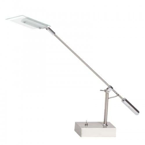 Regulowana Lampa Biurkowa LED z przełącznikiem Loftowym
