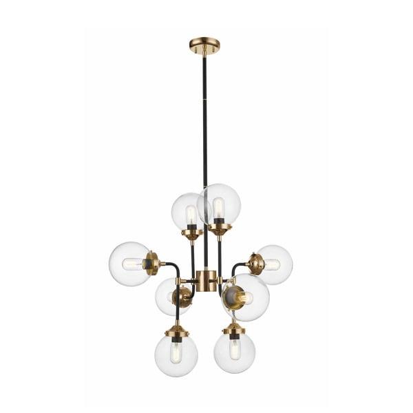 INTERIOR LAMP (HANGING) ZUMA LINE RIANO PENDANT P0454-08D-SDAC