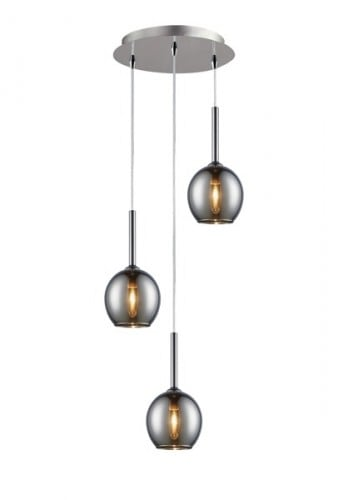 Monic Pendant Chrome Pendant Lamp