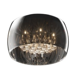INTERIOR LAMP (CEILING) ZUMA LINE CRYSTAL CEILING C0076-05L-F4FZ small 0