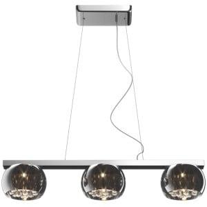 INTERIOR LAMP (HINGE) ZUMA LINE CRYSTAL PENDANT P0076-03S-F4FZ small 0