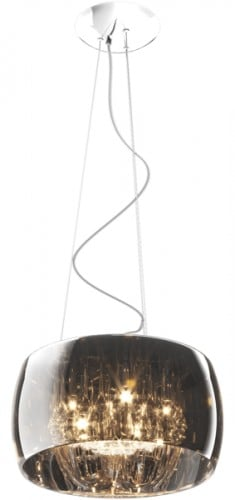 INTERIOR LAMP (HANGING) ZUMA LINE CRYSTAL PENDANT P0076-05L-F4FZ