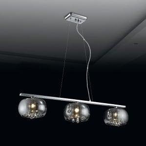 INTERIOR LAMP (HINGE) ZUMA LINE RAIN PENDANT P0076-03S-F4K9 small 1