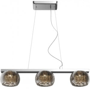 INTERIOR LAMP (HINGE) ZUMA LINE RAIN PENDANT P0076-03S-F4K9 small 0