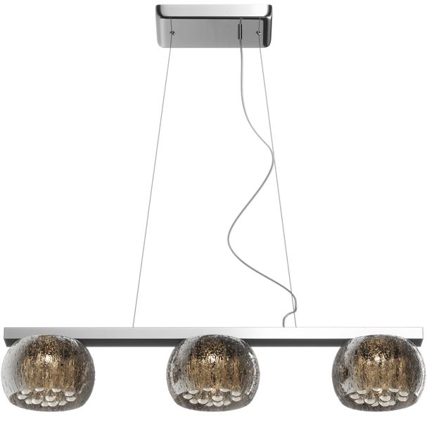 INTERIOR LAMP (HINGE) ZUMA LINE RAIN PENDANT P0076-03S-F4K9