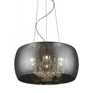 INTERIOR LAMP (HINGE) ZUMA LINE RAIN PENDANT P0076-05L-F4K9 small 1