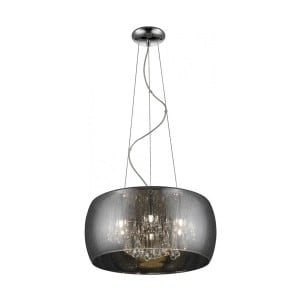 INTERIOR LAMP (HINGE) ZUMA LINE RAIN PENDANT P0076-05L-F4K9 small 0