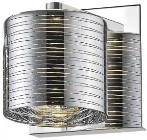 LAMPA WEWNĘTRZNA (KINKIET) ZUMA LINE PIOLI WALL W0369-01A-B5GW