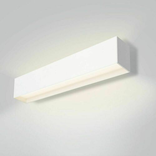 Linear wall lamp up / down with a distance LUPINUS / K HQ UP D 116 L-890 DP