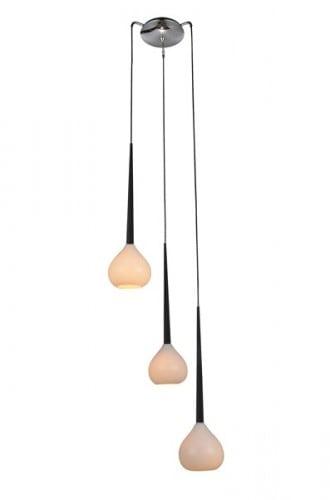 INTERIOR LAMP (HANGING) ZUMA LINE LIBRA PENDANT MD2128A-3W (white)