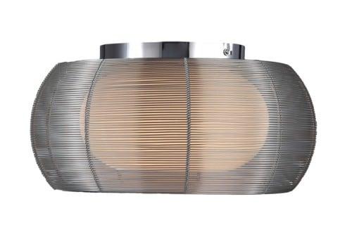 INTERIOR LIGHT (CEILING) ZUMA LINE TANGO CEILING MX1104-2 (silver) - Silver