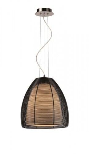 INTERIOR LAMP (HANGING) ZUMA LINE PICO PENDANT MD9023-1L (black) - Black