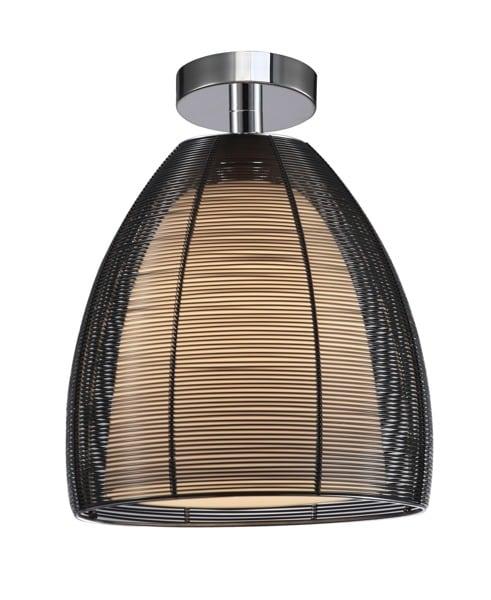 INTERIOR LAMP (CEILING) ZUMA LINE PICO CEILING MX9023-1L (black)