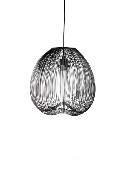 INTERIOR LAMP (HINGE) ZUMA LINE CAGE PENDANT PL-15008-BK