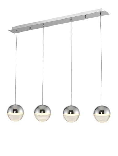 INTERIOR LAMP (HANGING) ZUMA LINE DORIS PENDANT MD1703-4A