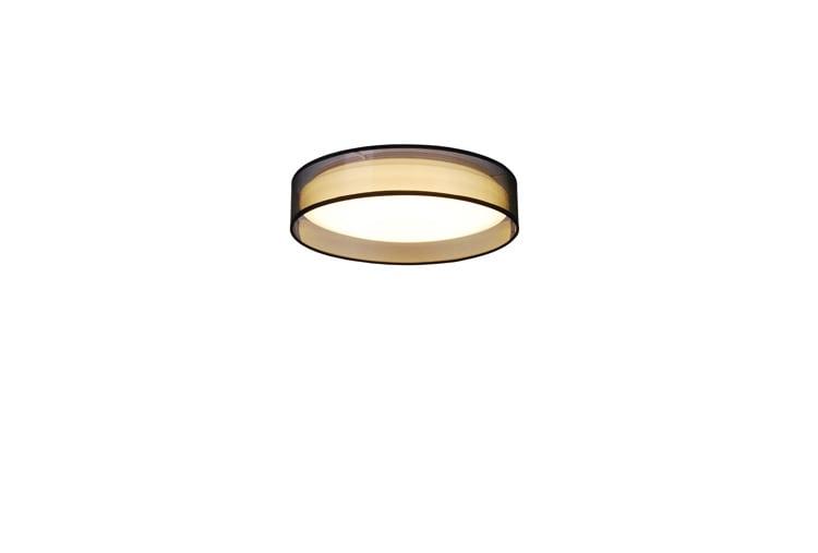 INTERIOR LAMP (CEILING) ZUMA LINE ADEM CEILING E9371-37-LED-BL (black)