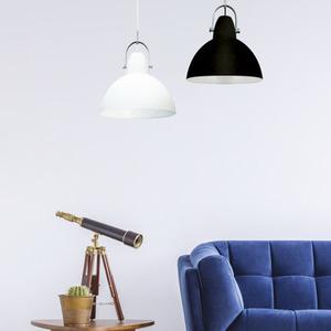 INTERIOR LAMP (HINGE) ZUMA LINE CANDE PENDANT TS-110611P-BK (black) - Black small 2