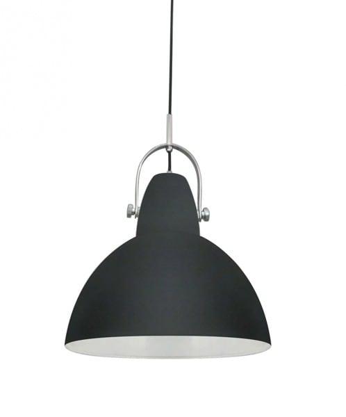 INTERIOR LAMP (HINGE) ZUMA LINE CANDE PENDANT TS-110611P-BK (black) - Black