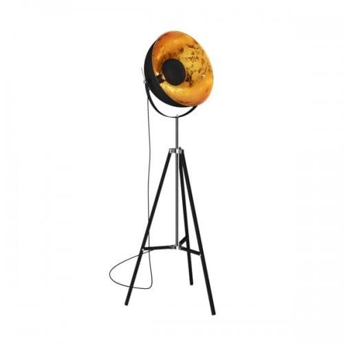LAMPA WEWNĘTRZNA (PODŁOGOWA) ZUMA LINE ANTENNE FLOOR TS-090522F-BK (gold)