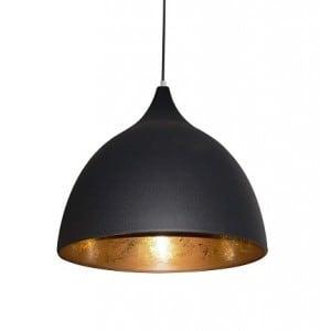 INTERIOR LAMP (HANGING) ZUMA LINE MARCO PENDANT TS-101015P-BKGO small 0