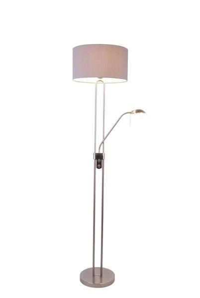 INTERIOR LAMP (FLOOR) ZUMA LINE PEDRO FLOOR SL570-2-SS + GR
