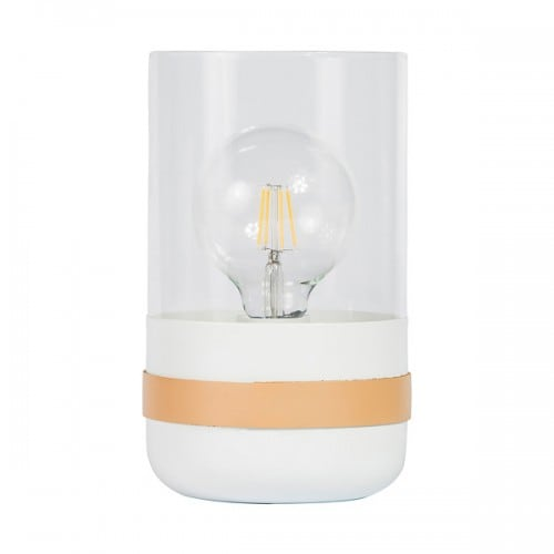 INTERIOR LAMP (TABLE) White ZUMA LINE PROVO TABLE CS-N096