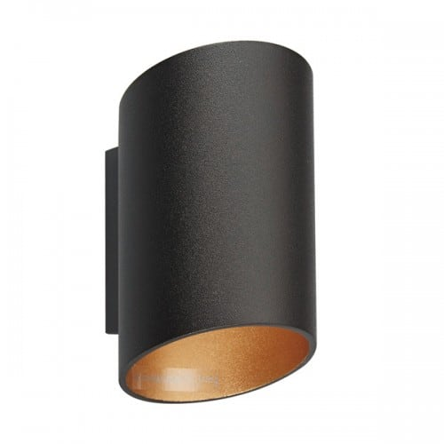 INTERIOR LAMP (SPOT) ZUMA LINE SLICE WL BLACK SPOT 50603-BK / GD (black)