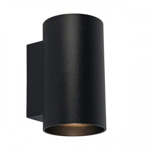 INTERIOR LAMP (KINKIET) ZUMA LINE SANDY WL ROUND WALL 92696 BLACK