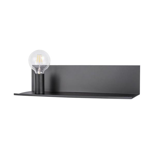 INTERIOR LAMP (KINKIET) ZUMA LINE SHELF WALL CS-W088L-M BLACK