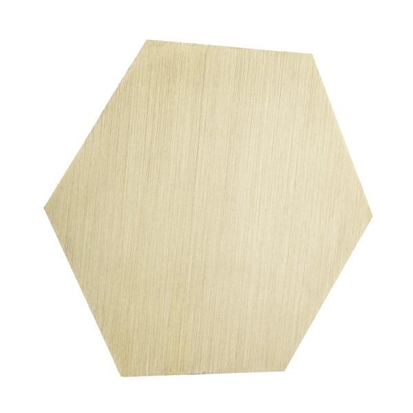 INTERIOR LAMP (KINKIET) ZUMA LINE SHEET WL HEXAGON WALL 20030-GD GOLD