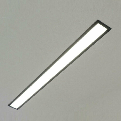 Linear recessed lamp LUPINUS WPUST 120 L-2630 SP