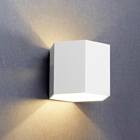 INTERIOR LAMP (KINKIET) ZUMA LINE POLYGON WL WALL 20070-WH