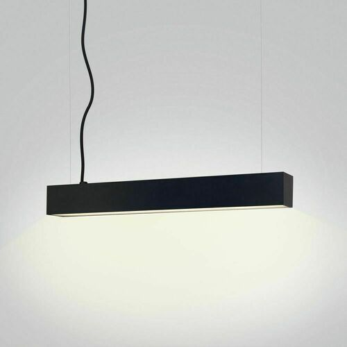 Linear pendant lamp LUPINUS / Z SQ 115 L-1460 SP