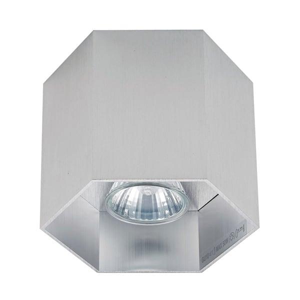 INTERIOR LAMP (SPOT) ZUMA LINE POLYGON CL1 SPOT 20035-AL ALU