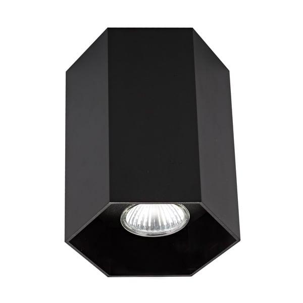 INTERIOR LAMP (SPOT) ZUMA LINE POLYGON CL 1L SPOT 20067-BK