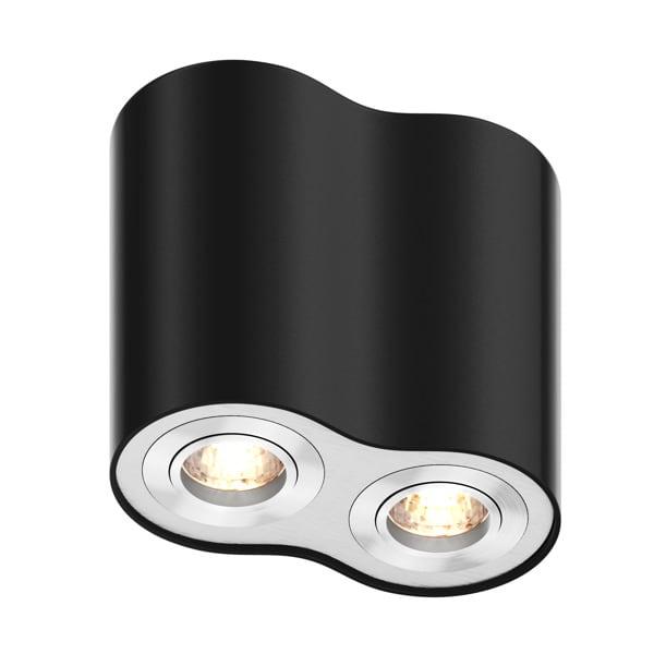 INTERIOR LAMP (SPOT) ZUMA LINE RONDOO SPOT 50407-BK (black)