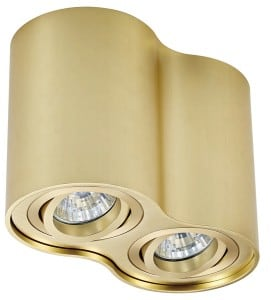 INTERIOR LAMP (SPOT) ZUMA LINE RONDOO SL 2 UP SPOT 50407-GD GOLD small 0