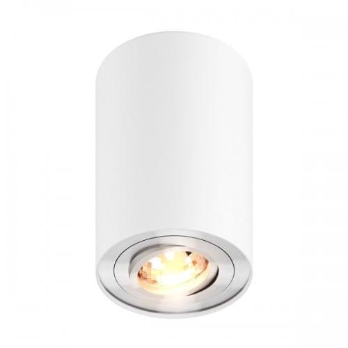 LAMPA WEWNĘTRZNA (SPOT) ZUMA LINE RONDOO SPOT 45519 (white) - szara