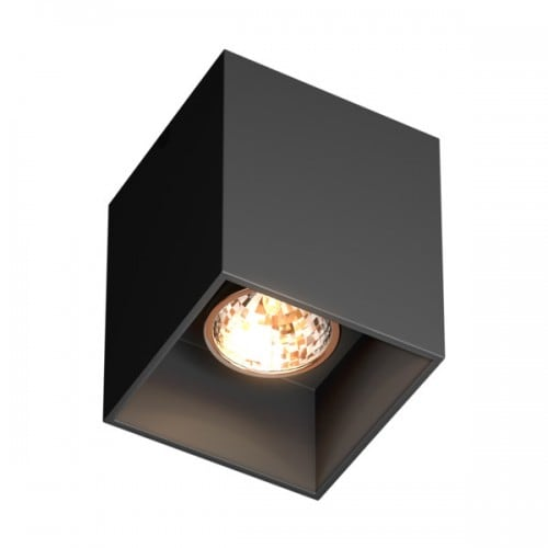 LAMPA WEWNĘTRZNA (SPOT) ZUMA LINE SQUARE SPOT 50475-BK (black)