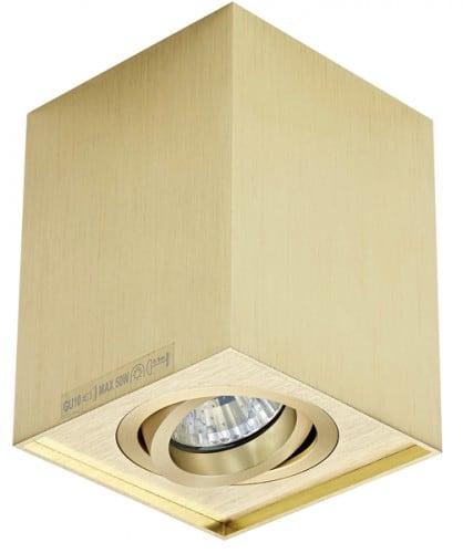Modern Ceiling Fixture ZUMA LINE QUADRO SL 1 UP SPOT