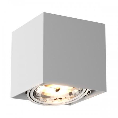 INTERIOR LAMP (SPOT) ZUMA LINE BOX SL 1 SPOT 89947 (white) - White