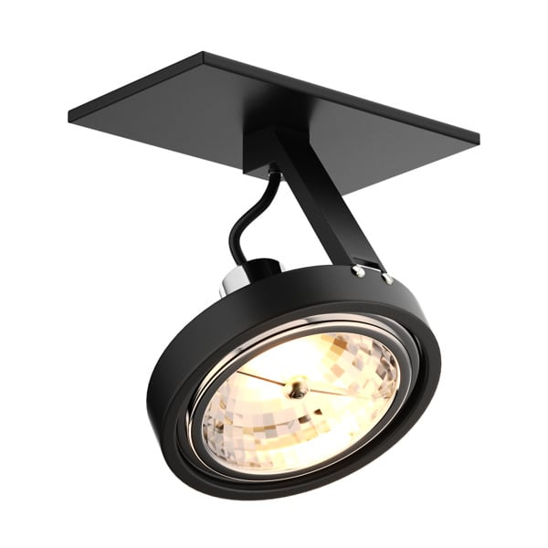 INTERIOR LAMP (SPOT) ZUMA LINE GINO DL1 20005-BK (black)